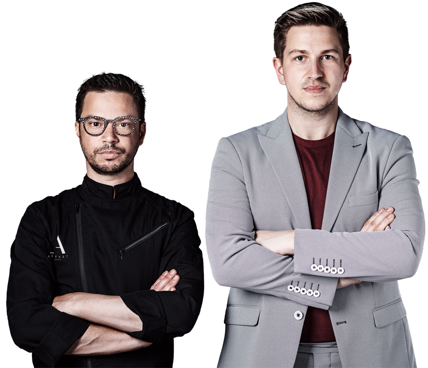Gregory & Silvan Willems - Brandt